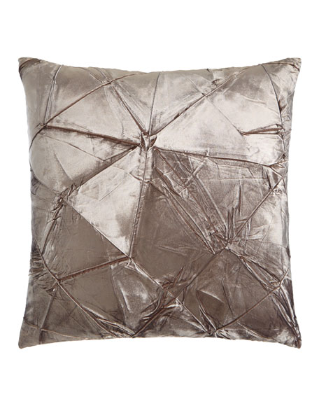 Cobble Facet Pillow