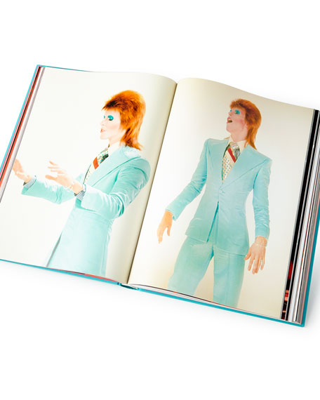 The Rise of David Bowie Hardcover Book