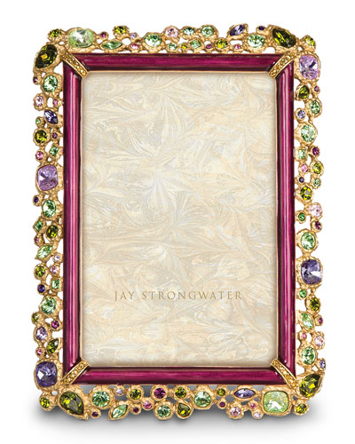 Jay Strongwater Decorations : Frames & Ornaments At