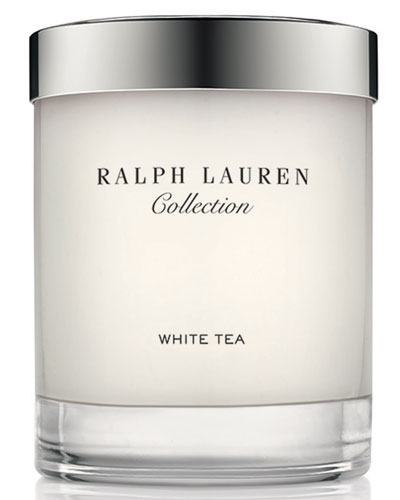 White Tea Candle, 210g