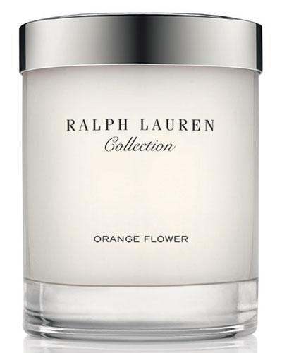 Orange Flower Candle  210g