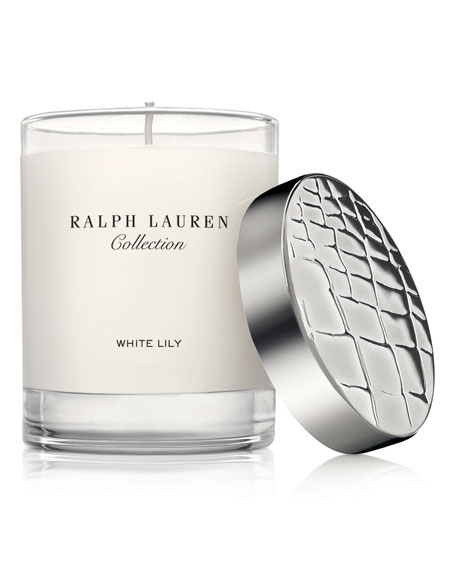 White Lily Candle, 210g