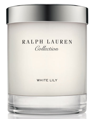 White Lily Candle  210g