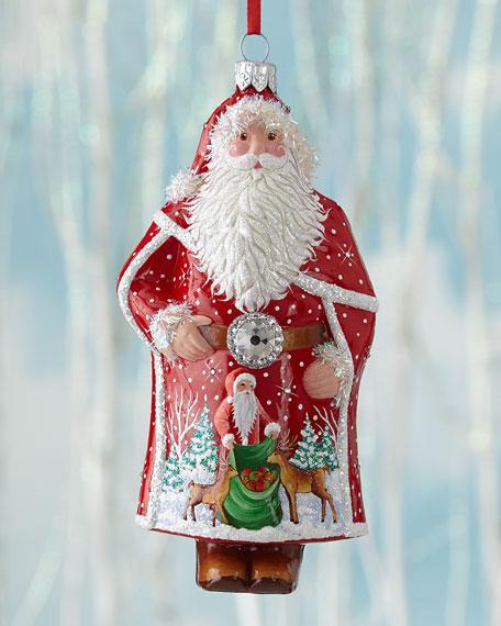Patricia Breen Kiev Claus Christmas Ornament