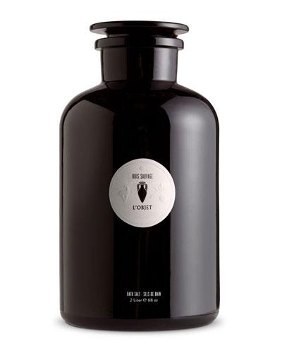 Bois Sauvage Bath Salt, 2 L