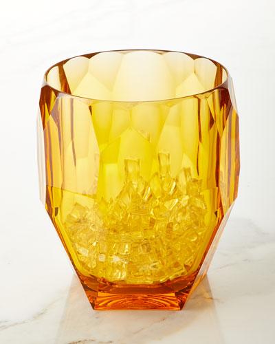Antarctica Amber Acrylic Ice Bucket