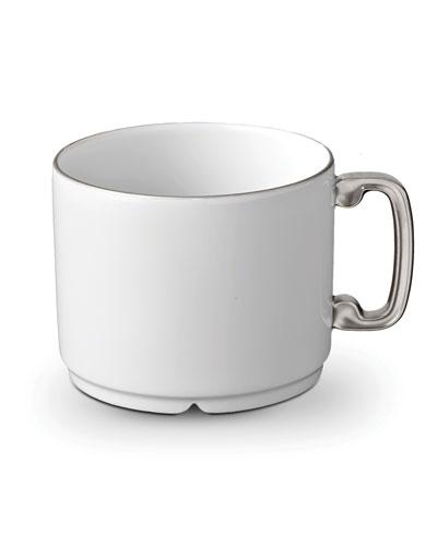 Han Platinum Teacup