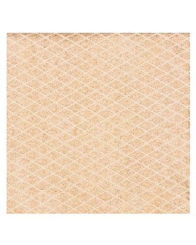 Shimmer Textured Napkin, Gold