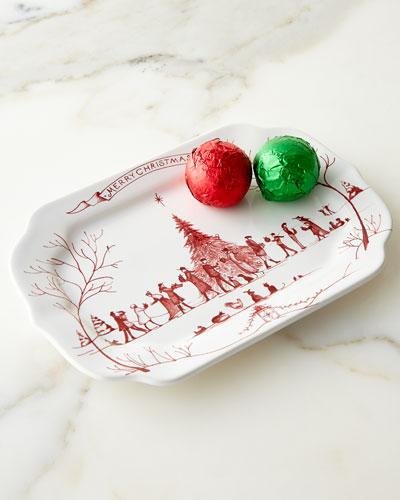 Merry Christmas Gift Tray