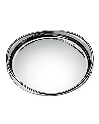 Vertigo Large Round Tray