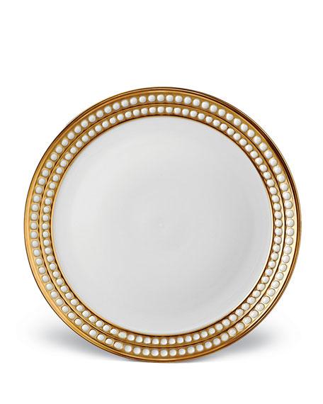 Perlee Gold Dinner Plate