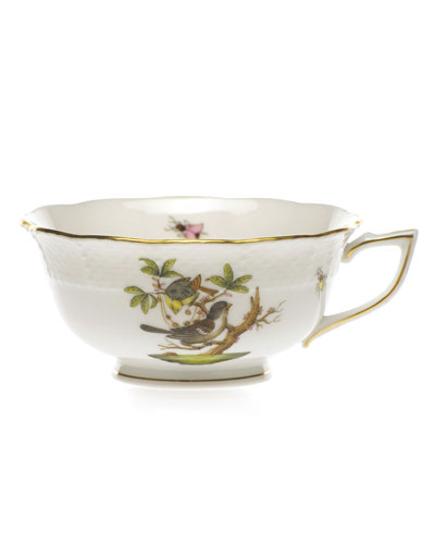 Rothschild Bird Teacup #1