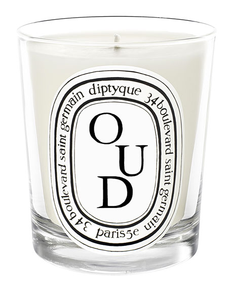 Diptyque Oud Scented Candle, 190g