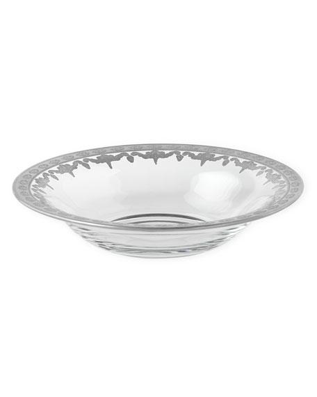 Vetro Silver Pasta Bowl