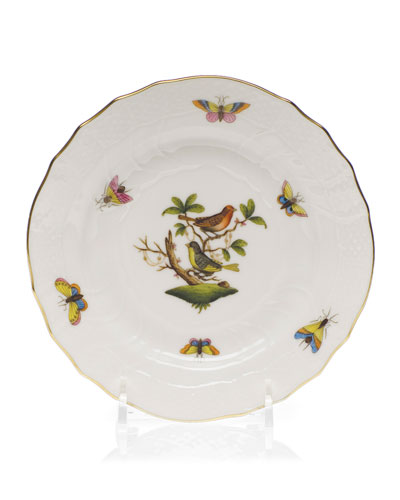 Rothschild Bird Bread & Butter Plate #3