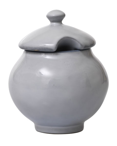 Quotidien Lidded Sugar Bowl