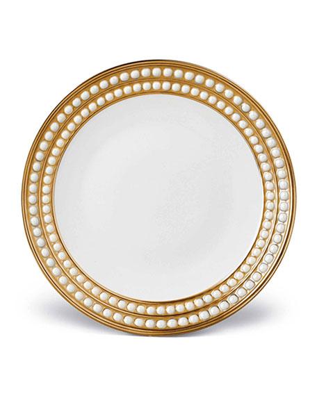 Perlee Gold Dessert Plate