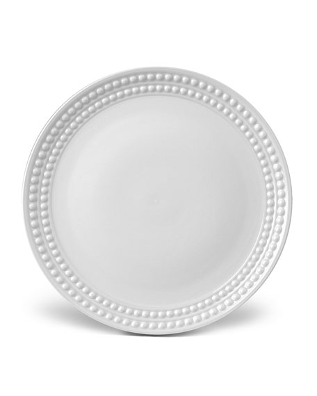 L'Objet Perlee Dinner Plate