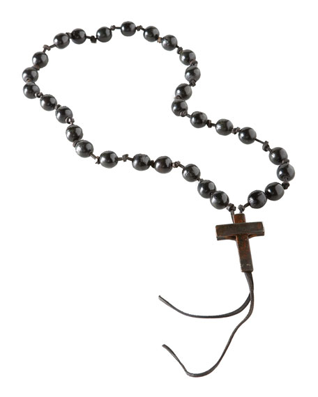 Cruz Revolucionaria Blessing Beads