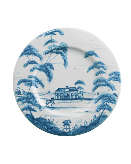 Country Estate Delft Blue Side Plate