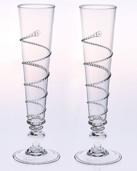 Pair of Amalia Flutes
