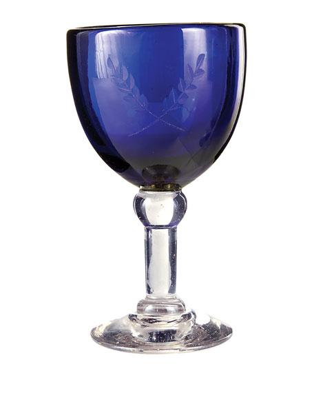 Azul Vino Rojo Goblet