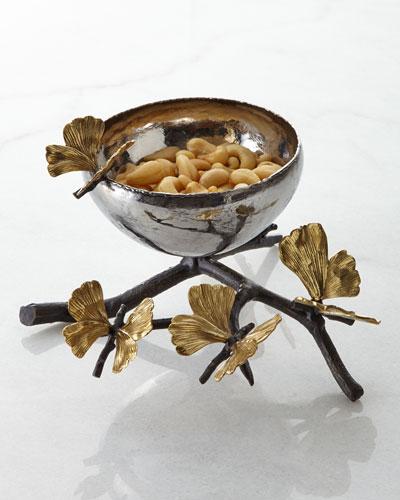 Butterfly Ginkgo Nut Dish
