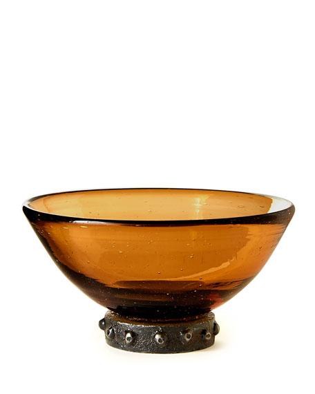Saffron Pulque Bowl