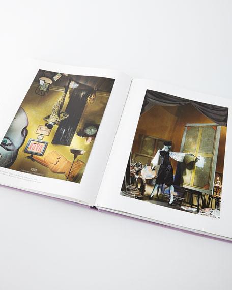 Windows of Bergdorf Goodman Hardcover Book