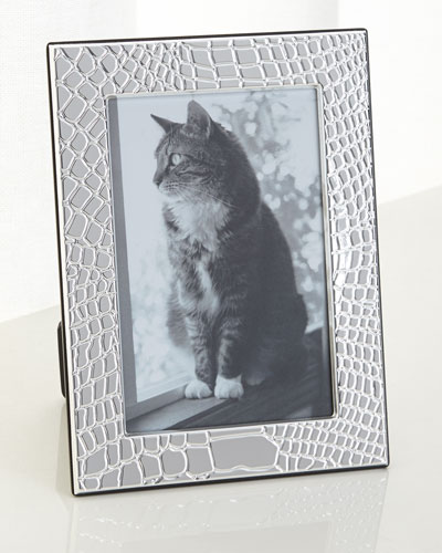 Croco D'Argent Picture Frame, 5
