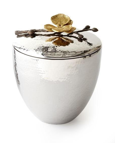 Michael Aram Gold Orchid Ice Bucket