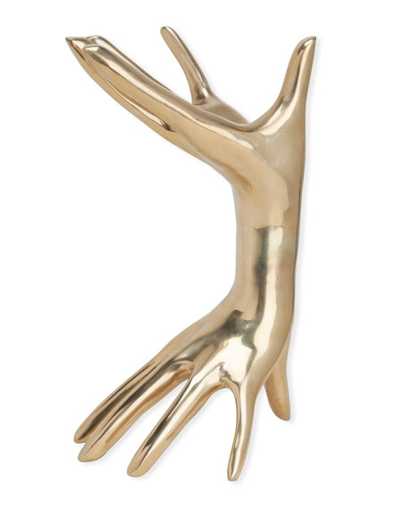 Dichotomy Hand Sculpture/Jewelry Stand
