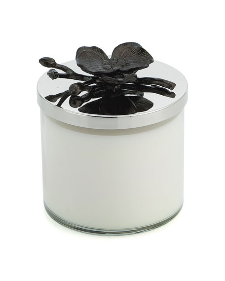 Michael Aram Black Orchid Candle