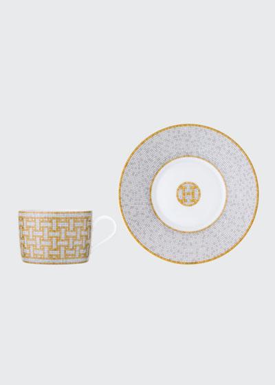 Mosaique au 24 Cup & Saucer