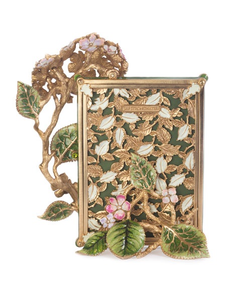 "Gail Hydrangea Picture Frame, 5"" x 7"""