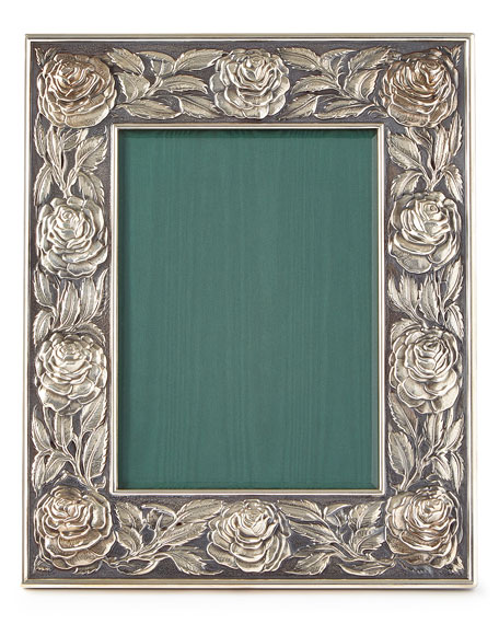 Buccellati Rose Frame, 5