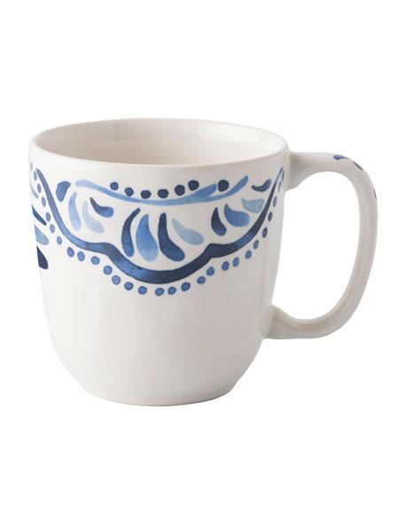 Iberian Indigo Cofftea Cup