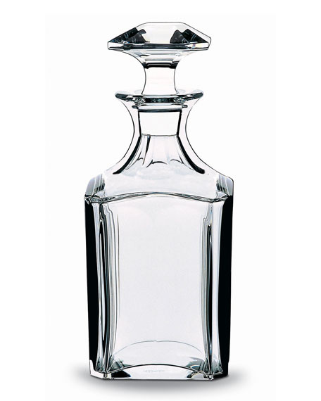 Perfection Lead Crystal Decanter