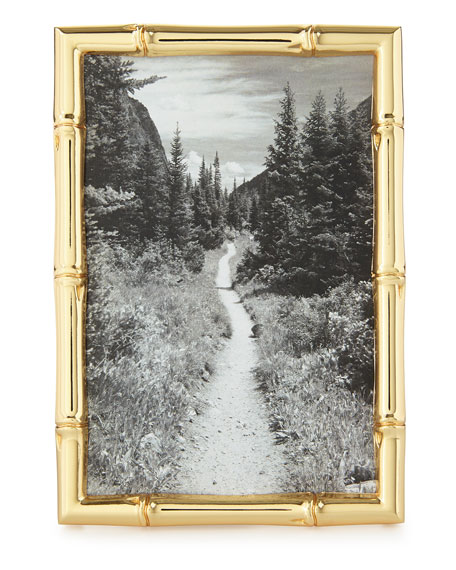 """""""Mayotte Bamboo"""" Frame, 4"""" x 6"""""""