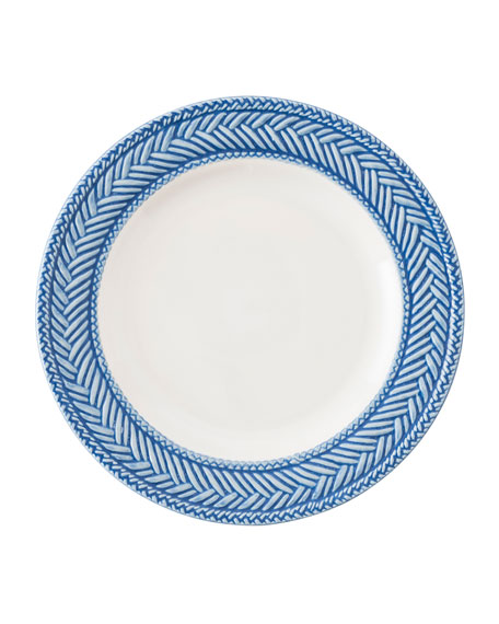 Le Panier White/Delft Blue Side Plate