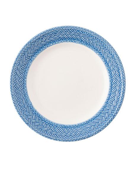 Juliska Le Panier White/Delft Blue Dessert/Salad Plate