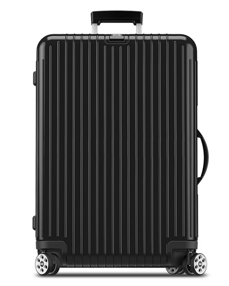 "Salsa Deluxe Electronic Tag Black 32"" Multiwheel Luggage"