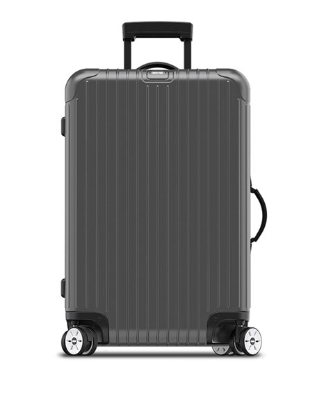 "Salsa Electronic Tag Matte Gray 26"" Multiwheel  Luggage"