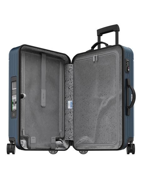 "Salsa Electronic Tag Matte Blue 32"" Multiwheel  Luggage"