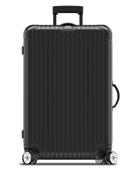 "Salsa Electronic Tag Matte Black 26"" Multiwheel  Luggage"