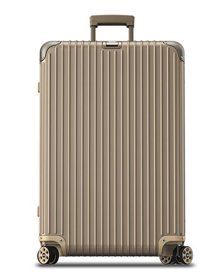 """""""Topas Titanium"""" 32"""" E-Tag Multiwheel Luggage"""