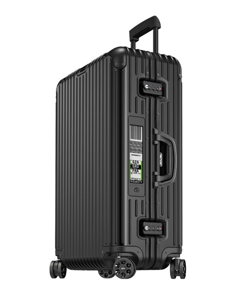 "Topas Stealth Electronic Tag 29"" Multiwheel Suitcase Luggage"