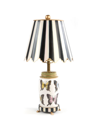 Small Butterfly Collection Lamp