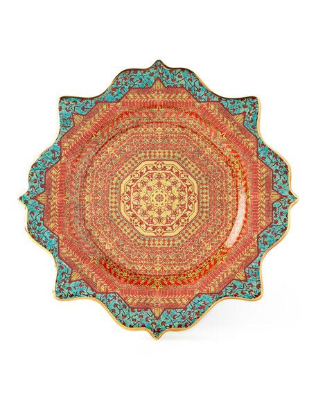 Tabriz Dessert Plate, Each