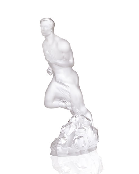 Athlete Sculpture
